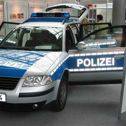 Orafol Oralite German Police Film Plus